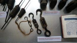 Nachhänger zum Seilern im Museum